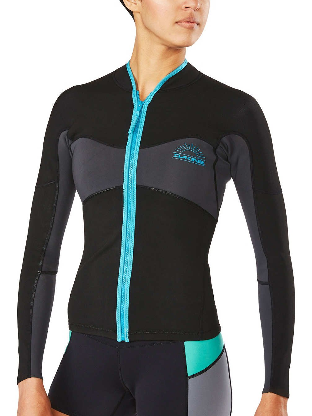 Dakine Women's 1mm Neo Jacket Long Sleeve (Medium) by Dakine