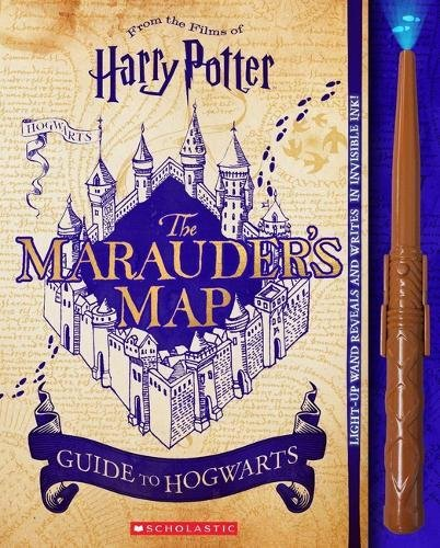 (Marauder's Map Guide to Hogwarts (Harry)