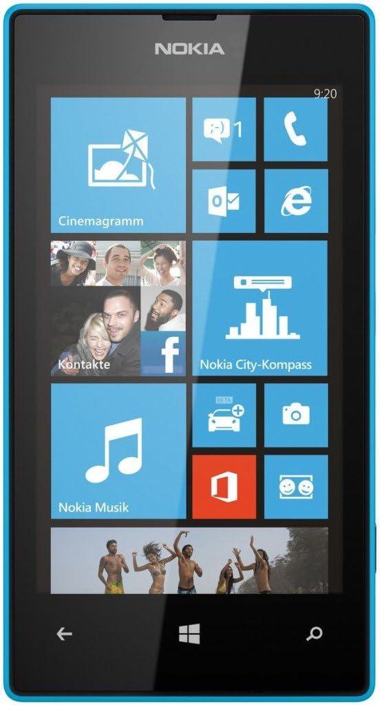 Nokia Lumia 520 - Smartphone libre (pantalla 4