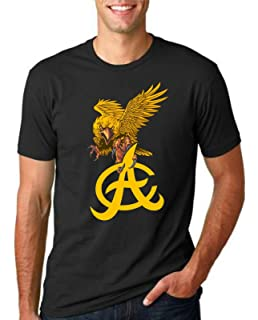 PeligroSports Aguilas Cibaenas - Black T-Shirt with Aguila Logo
