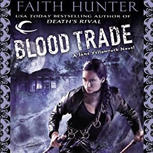 Blood Trade Hörbuch