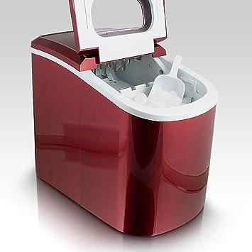 eiswürfelbereiter eiswürfelmaschine icemaker eis eiswürfel maschine ice silber