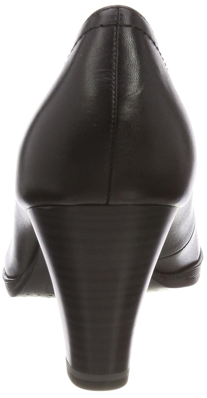 Tamaris Damen 22471 Schwarz Pumps Schwarz 22471 (schwarz Leder) 695c15