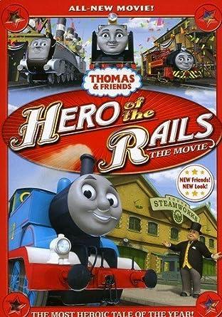 amazon com thomas friends hero of the rails martin t sherman