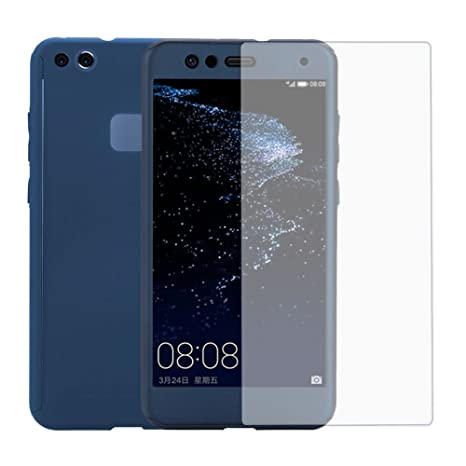 Amazon.com: duoying funda para Huawei P10 Lite luz de ...