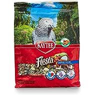 Kaytee Fiesta Parrot Food, 4.5 Ib