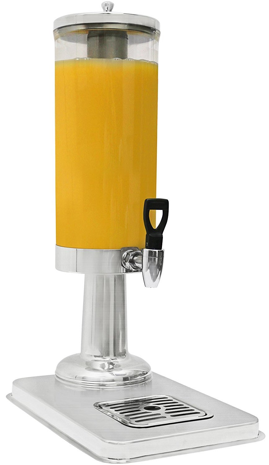 Estilo Heavy Duty Stainless Steel Drink Dispenser, 3.5L EST9442