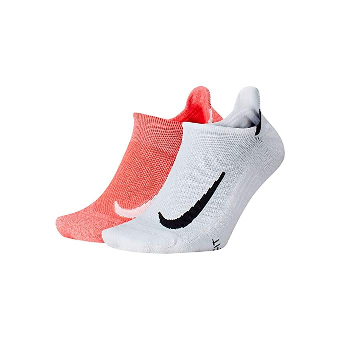 Nike U Nk Mltplier NS 2pr Socks, Unisex Adulto: Amazon.es ...
