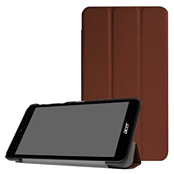 Xinda Acer Iconia One 7 B1-790 Funda, Ultra Thin Smart PU Funda de piel Funda 3 Doble Soporte Funda de la carcasa para Acer Iconia One 7 B1-790 Tablet ...