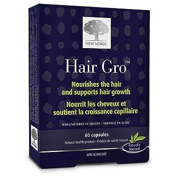 NEW NORDIC Hair Gro (60 Caps)