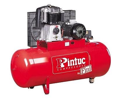 Pintuc; BK 114-270-5.5 270ltr 5,5CV 400V; Compresor de