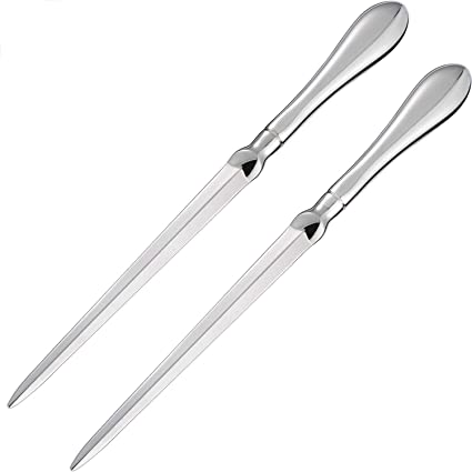 Amazon.: TecUnite 2 Pack Letter Opener Envelope Opener Knife