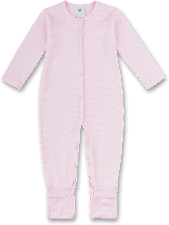 Sanetta Unisex Baby Schlafstrampler