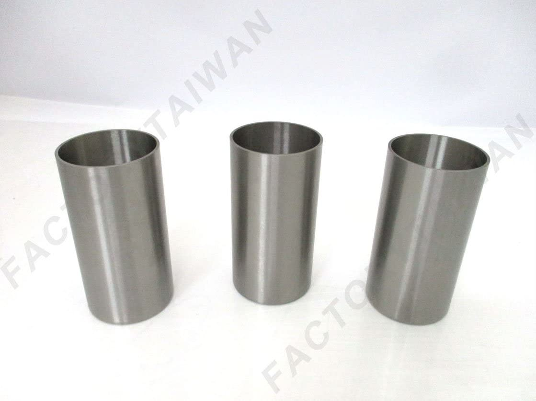 Semi-Finished x 3 PCS Factorytaiwan Liner//Sleeve Set for KUBOTA D750