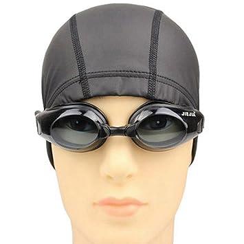 Dianoo nuevo flexible gorra de natación durable pu buceo sombrero impermeable gorras de natación protector tapones ...