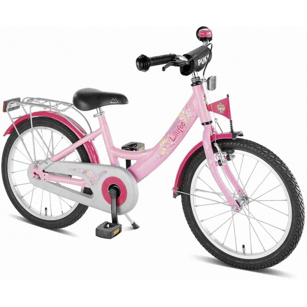 Puky ZL 18 子供用自転車12インチ キッズ Lillifee, Alu, 18 B0014WQWKK
