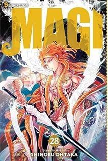 Amazon com: Magi, Vol  27: The Labyrinth of Magic (9781421595092