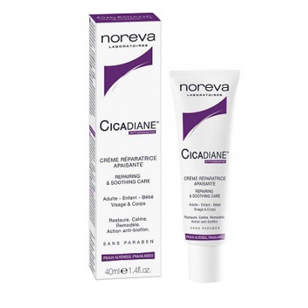 NOREVA LED CICADIANE Crème Réparatrice Apaisante (40 ml) 7804