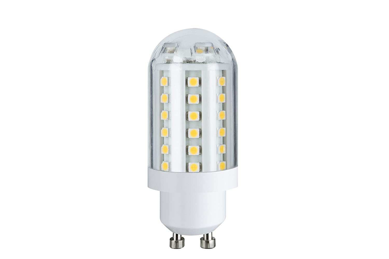 R SODIAL GU10 5W 5050 SMD 36 LED Mais Gluehlampe Lampen energiesparende 360 Grad Warmweiss 220-240V