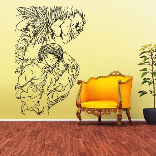 Stickers muraux manga matelas 2017 for Dragon ball z bedroom ideas