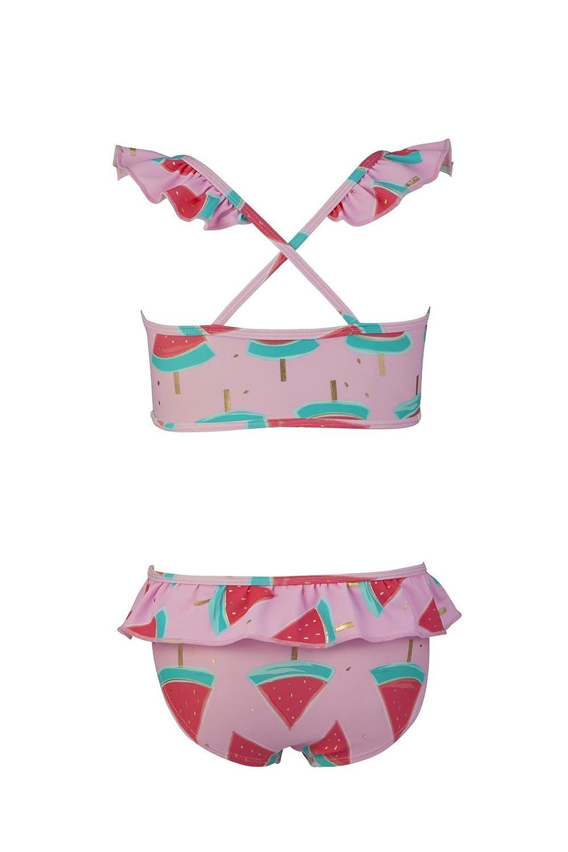Snapper Rock M/ädchen Ruffle Bikini