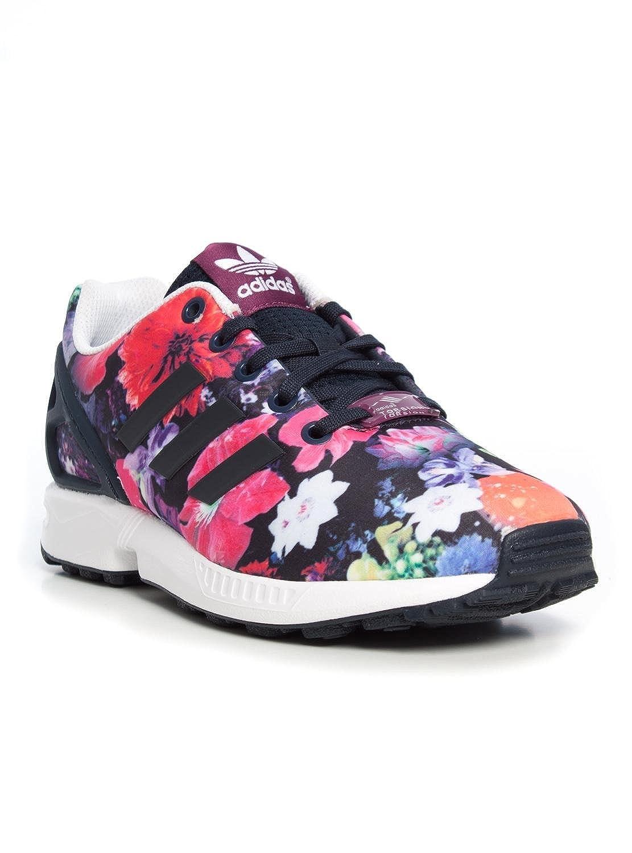 adidas Sneaker ZX Flux Kids Floral: : Schuhe