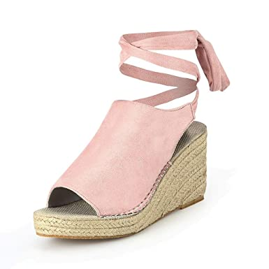 ec05969516ab Amazon.com  Women Wedge Sandals Summer