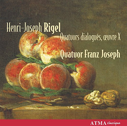 Rigel  String Quartets  Op 10