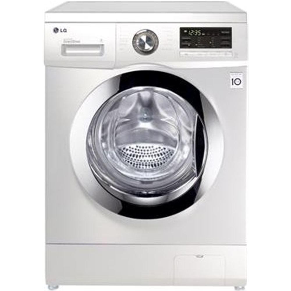 Lg lavadora carga frontal f4j5tn4w 8kg 1400 rpm: 377.18: Amazon.es ...