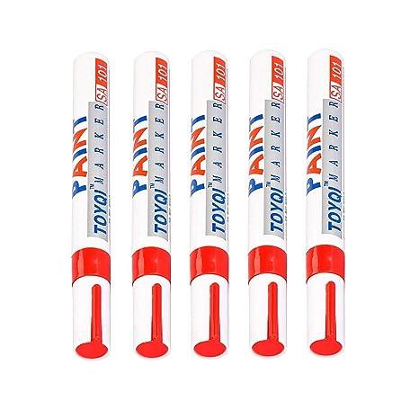 Amazon.com: Rotuladores permanentes de tinta para neumáticos ...