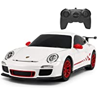 ABM Remote Control Porsche GT3 RS 1:24 Scale White Sports Car (10001816)
