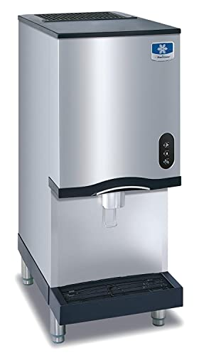 Manitowoc Ice Maker And Water Dispenser, 315 Pound/24Hours
