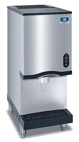 Maszyna do lodu Manitowoc i dozownik wody, 315 funtów/24 godziny