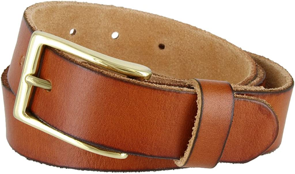 Full Grain Leather Casual...