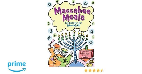 Food and Fun for Hanukkah