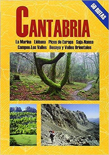 Cantabria (Las Mejores Excursiones Por...): Amazon.es: López Cobo ...