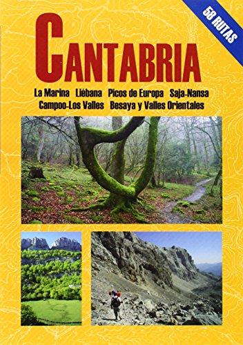 Descargar Libro Cantabria. 58 Rutas José López Cobo