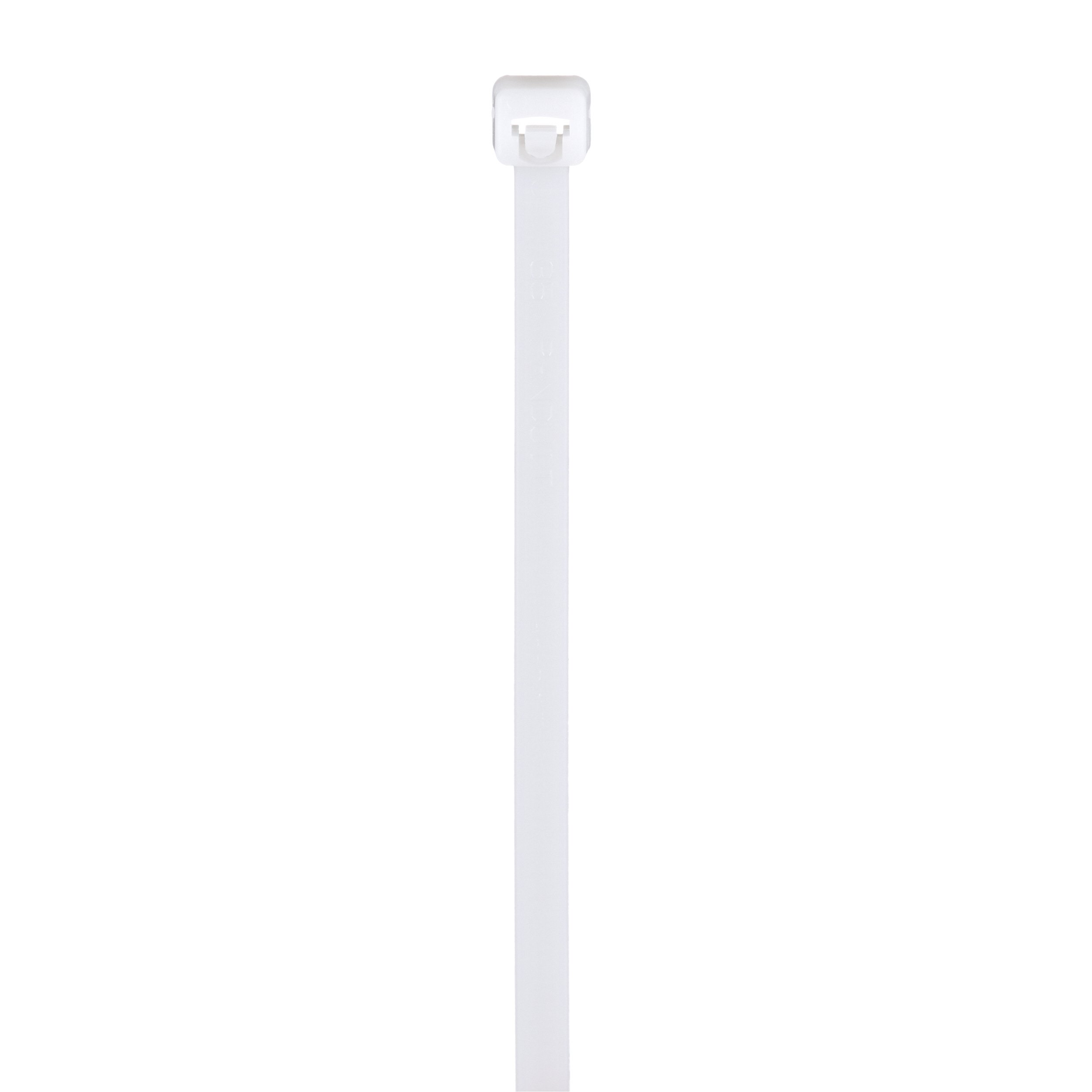 Panduit PRT3S-M Cable Tie, Releasable, Standard, Nylon 6.6, 11.5-Inch Length, Natural (1,000-Pack)