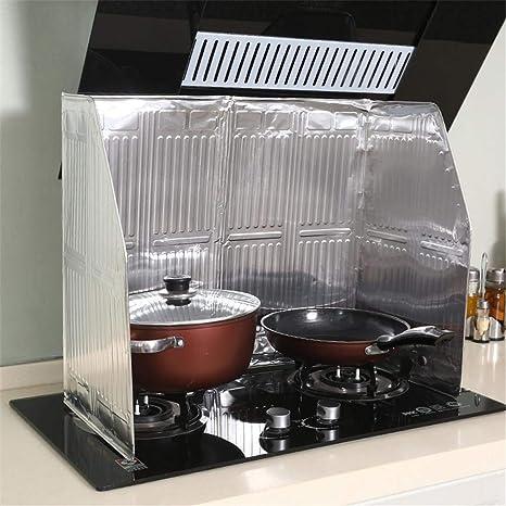 Compra juman634 Cocina Plegable Aceite Protectora contra ...