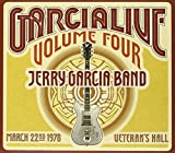 GarciaLive Volume Four: March 22nd, 1978 Veteran's [2 CD]