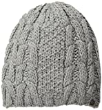 Roxy Women's Showtimes Beanie, Heritage Heather, One Size