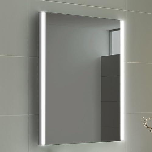 Bathroom Mirrors With Led Lights Amazon Co Uk
