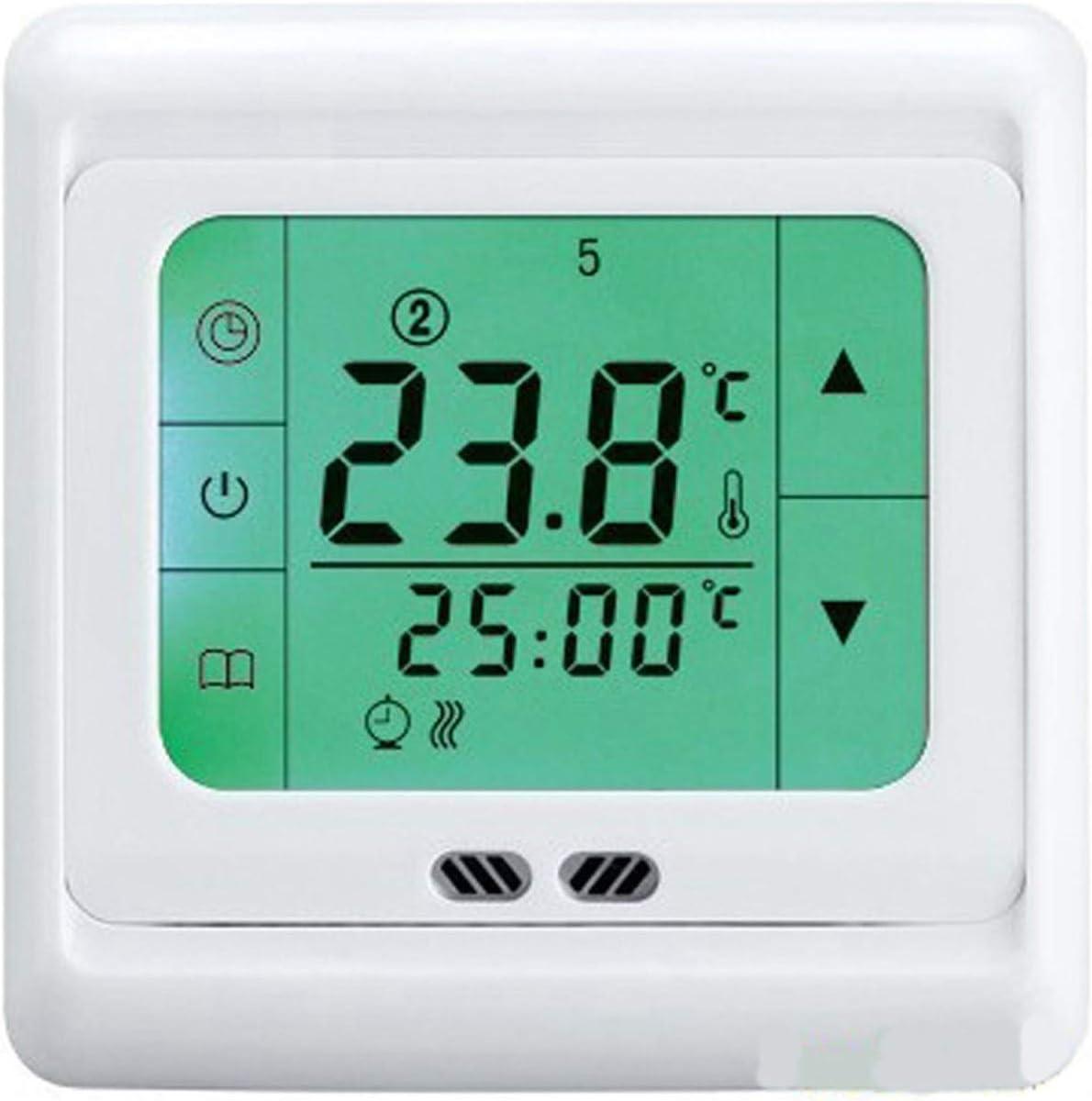 Featuring Intelligent Digital Control Thermostat Nassboards Premium Pro Electric Underfloor Heating Mat Kit 200w Per m2