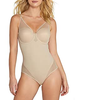 6581ee3d98 Miraclesuit Shapewear 2900 Women s Flexible Fit Nude Non-Wired Body ...