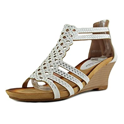 524da0f5b995 Amazon.com | PATRIZIA Sagebrush Women's Wedge Open-Toe Summer Sandal |  Platforms & Wedges