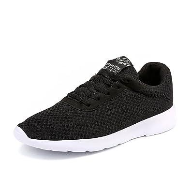 brand new a4d4d 218ad Easondea Unisex Trainer Straße Laufschuhe Casual Sportschuhe Mesh Sneaker  Wanderschuhe Für Männer Frauen Athletic Fitness Gym Amazon.co.uk Shoes   Bags