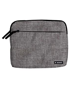 Baggy Maletin Funda Gris para Tablet iPad Ordenador portatil Documentos: Amazon.es: Informática