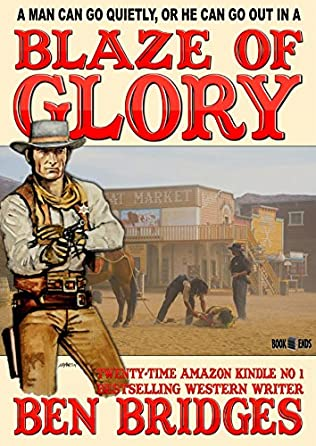 book cover of Blaze of Glory