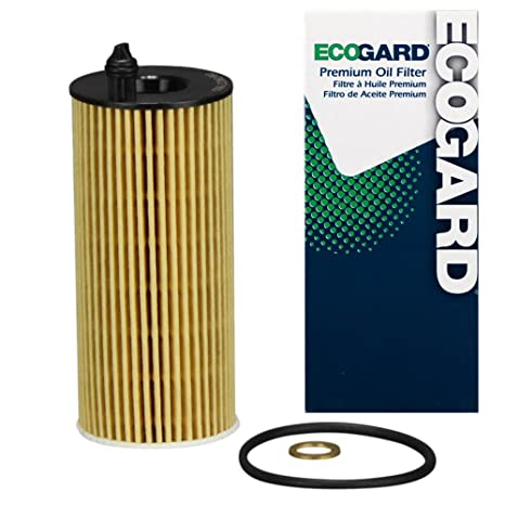 Amazon com: ECOGARD X10569 Cartridge Engine Oil Filter for