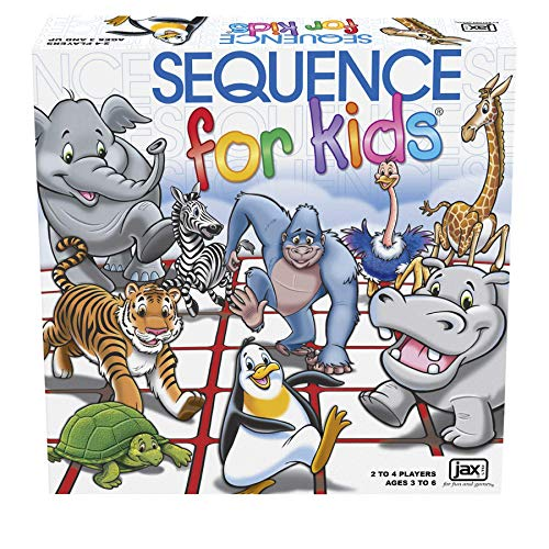 Sequence for Kids Game ()